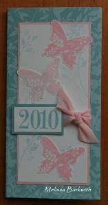 2010 diary